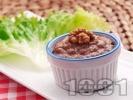 Рецепта Маслинова паста с орехи